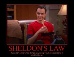Sheldon's Law by Ajara-Night