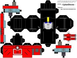 Cubee - Perceptor by CyberDrone