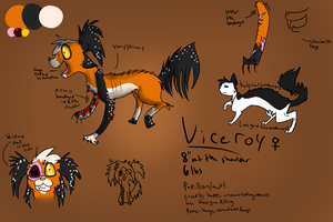 Viceroy CC refrence by Mango-Rain
