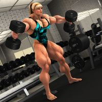 Laura Lat Raises by arkbishop