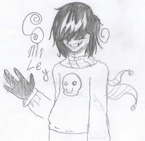 Sketch: SmiLey by Ask--Miki