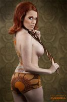 Angy - 60s  playboy Tribute II by JenHell66