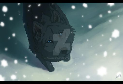 And winter came by zowolf