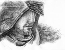 Ezio Auditore of Assassin's Creed Revelation by Sabriiistrash
