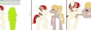 Ask the Blank Flanks- AppleScoops by ChocoCrazeh