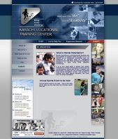 KVTC Website by Naasim