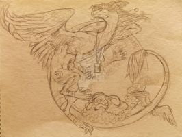 Pony Commish WIP- Cleared Dreams by Earthsong9405