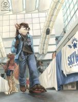 At Anthrocon by KaceyM