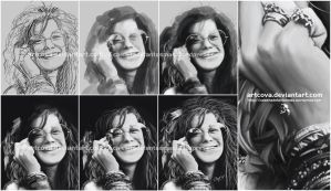 Janis Step by Step by artcova