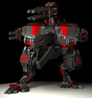 Basilisk walker MKII ID FINAL by LOLMANIC45