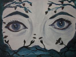 I see the world by Mestawe