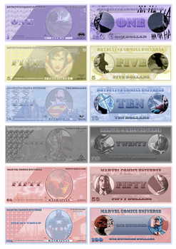 My Money project for Digital art. by MakaML