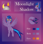 Ref: Moonlight Shadow by Fermin-Tenava