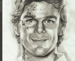 Dexter Morgan by jmarchitto