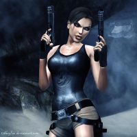Tomb Raider Lara Croft 17 by typeATS