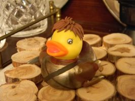 Rory: The Last Centurion Duck by spongekitty