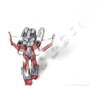 Starscream by noxcape
