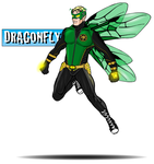 Dragonfly (Redesign) by TheAnarchangel