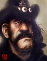 Lemmy by ARTofANT