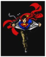 superman by djsatory