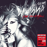 Lady GaGa  Born This Way (The Collection) CD COVER by GaGanthony