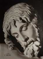 Christ by WingobiaArtGraphic