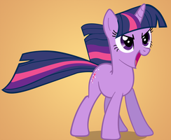Twilight is willing to fight for her friendship by jlee104