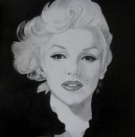 Miss Monroe by oddsuns