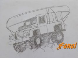 4  wheel Drive with everything 6 by fanai59