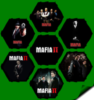 Mafia 1 and 2 by WE4PONX