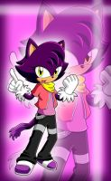 :Gift: Ember the Cat by AngieR3741
