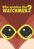Who watches the Watchmen? by CarabARTS