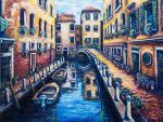 Venetian Passages by Kevinrichardfineart