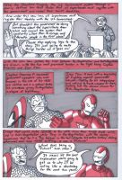 Marvel Civil War Primer Part 2 by RobertMacQuarrie1