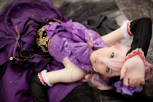 Sandplay - Luka II by baby-ruby