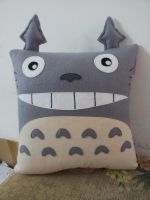 Handmade My Neighbor Totoro Tonari no Plush Pillow by RbitencourtUSA
