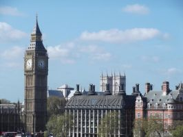 Big Ben from the eye by moonlightwolf578