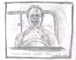 Don't Drive Angry by skeel76