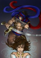 Prince of Persia by Kinky-Typo