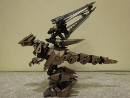 Zoids: Steam Tyrann 01 by lizardman22