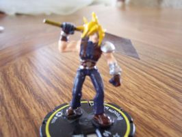 Cloud Heroclix by AEnimaVII