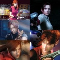 Claire Redfield by SandraRedfield