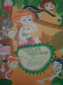 Buster and Company's The Jungle Book by MIXTOONS