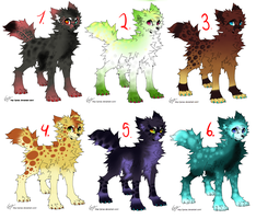 Canine Adopts CLOSED by Hohtis