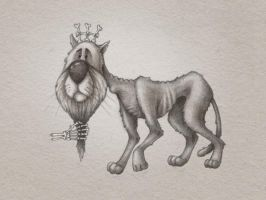 Lion King by martypetrova