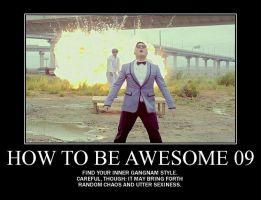 Motivation - How to be Awesome #09 by Songue
