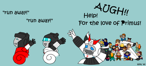 For Prowl fans by AosakiKeiko
