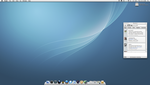 OS X Desktop by k-p