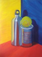Canned Goods? 8D by ESCanime