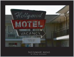 hollywood motel by xstacey